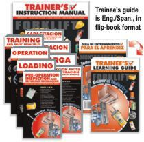 Forklift General Industry Compliance Kit - Video