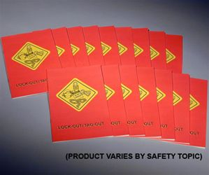 Forklift/Powered Industrial Truck Safety Booklet, 15 Pack