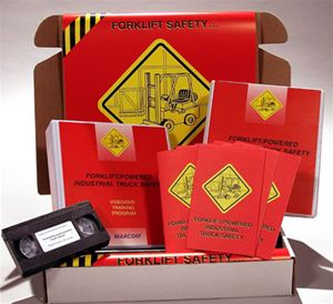 Forklift / Powered Industrial Truck- Compliance Kit (VHS)