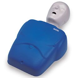 CPR Prompt Adult/Child Manikin - Blue