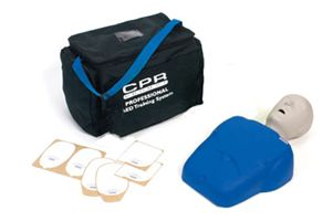 CPR/AED Training Pack - Premium Bag
