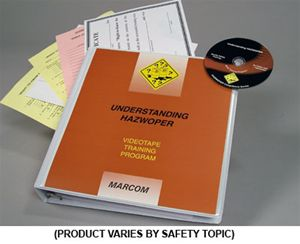 Forklift/Powered Industrial Truck Safety DVD Program