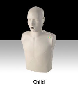 Prestan Pro Child CPR / AED Manikin